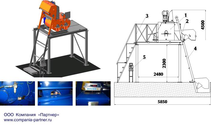 Как сделать мини бетонный завод - МБДОУ детский сад 24